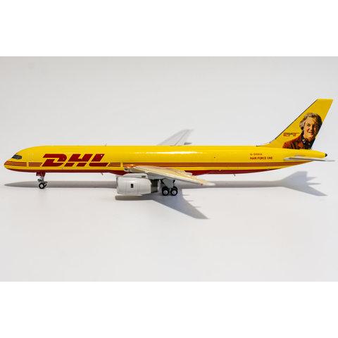 B757-200PCF DHL James May G-DHKK 1:400