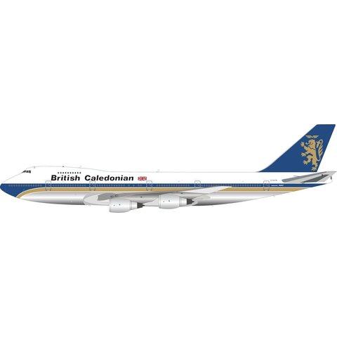 B747-200 British Caledonian G-GLYN 1:200 +Preorder+