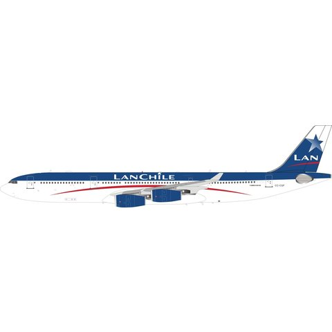 A340-300 LAN Chile old livery CC-CQF 1:200 +preorder+