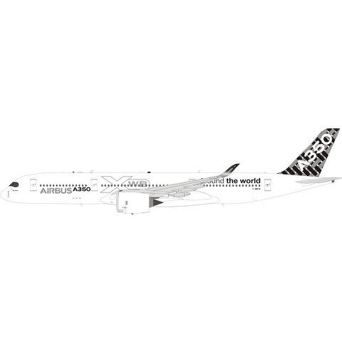 A350-900 Airbus House Carbon Fibre F-WWYB 1:200 +Preorder+