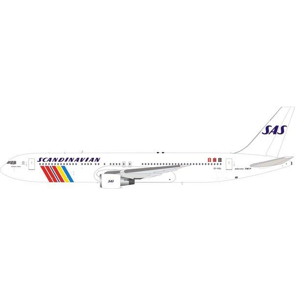 InFlight B767-300ER SAS Scandinavian OY-KDL 1:200 +Preorder+