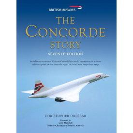 Osprey Publications Concorde Story: British Airways 7th Edition HC