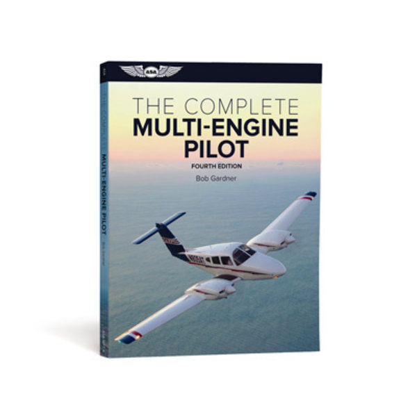 ASA - Aviation Supplies & Academics Complete Multi-Engine Pilot 4th edition softcover