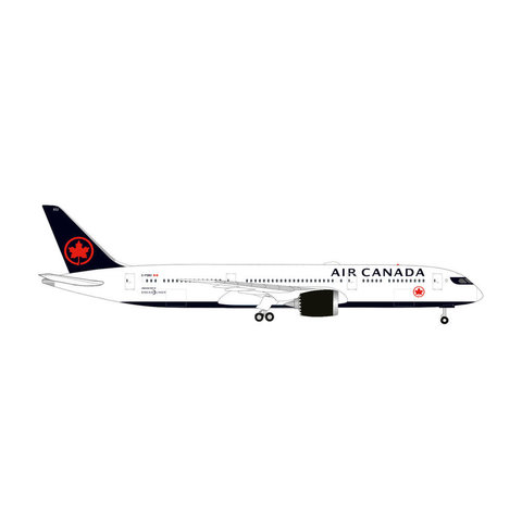 B787-9 Dreamliner Air Canada 2017 livery 1:500