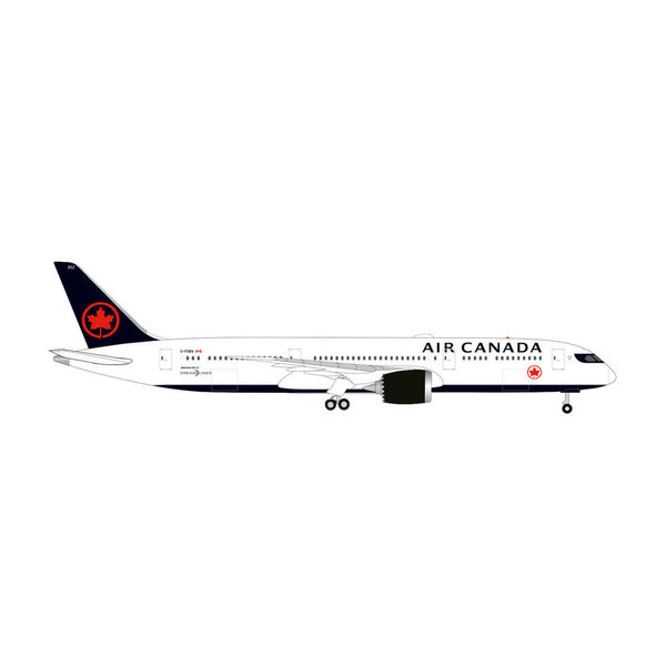 Herpa B787-9 Dreamliner Air Canada 2017 livery 1:500