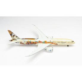 Herpa B787-8 Dreamliner Etihad Choose Italy 1:200 (plastic) +preorder+