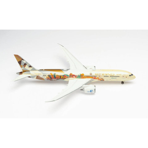 B787-8 Dreamliner Etihad Choose Italy 1:200 (plastic) +preorder+