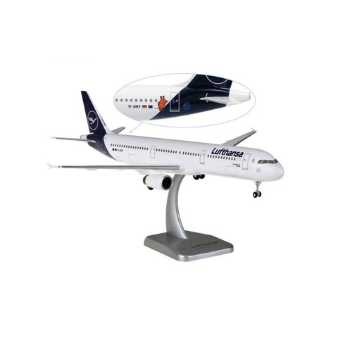 A321 Lufthansa Flensburg 2018 Livery D-AIRY 1:200 with gear + stand