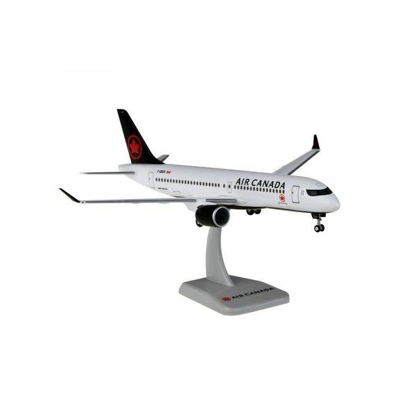 Hogan A220-300 Air Canada C-GROV 1:200 with gear+stand