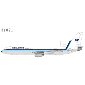 NG Models L1011-100 Tristar Worldways Canada C-GIES 1:400