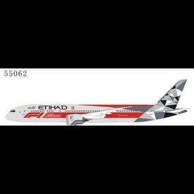 NG Models B787-9 Dreamliner Etihad  Formula 1 2020 A6-BLV 1:400 +Preorder+