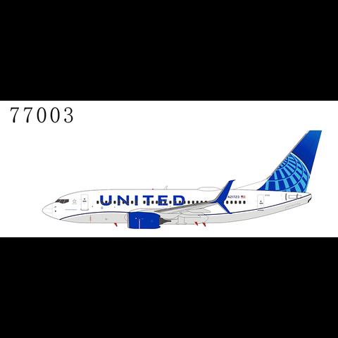 B737-700S United 2019 c/s N21723 1:400 scimitars