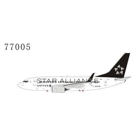 B737-700S United Star Alliance N13720 1:400 scimitars