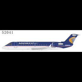 NG Models CRJ-200ER Midwest Connect N506CA 1:200