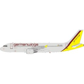 JFOX A320 Germanwings D-AIPD 1:200 with stand +NSI+