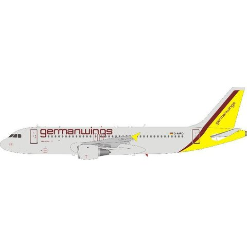 A320 Germanwings D-AIPD 1:200 with stand +NSI+ +preorder+
