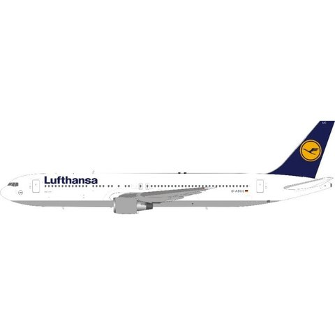 B767-300ER Lufthansa D-ABUC 1:200 with stand +Preorder+