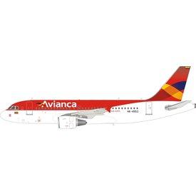 InFlight A319 Avianca HK-4553 1:200 +Preorder+