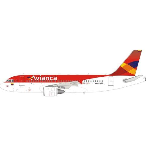 A319 Avianca HK-4553 1:200 +Preorder+