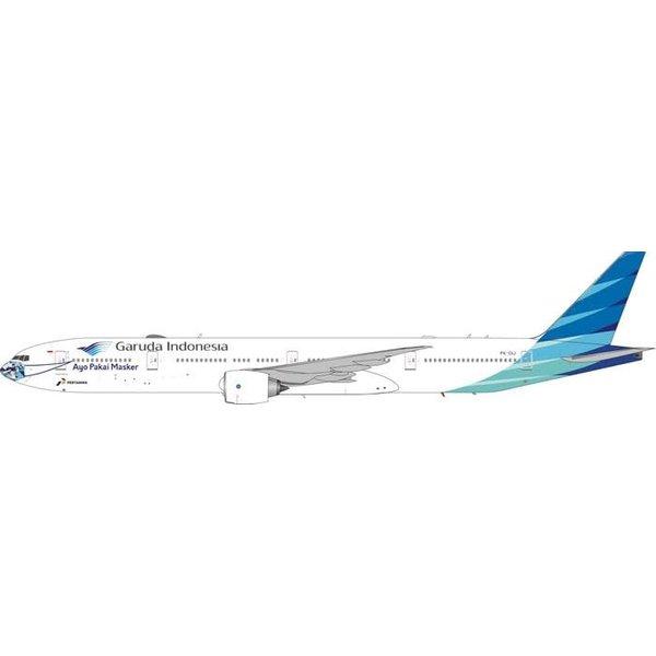 Phoenix B777-300ER Garuda Indonesia Mask #5 PK-GIJ 1:400 +preorder+