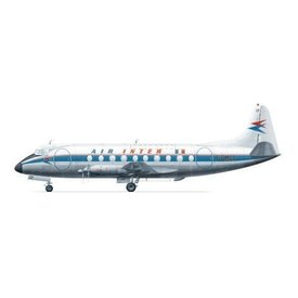 Vickers Viscount 700 Air Inter 1:144