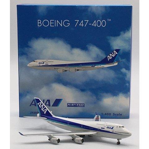 B747-400 ANA All Nippon Happy Flight JA8097 1:400