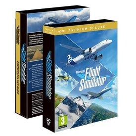Microsoft Microsoft Flight Simulator 2020 Premium Deluxe Edition
