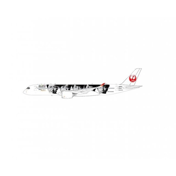JC Wings A350-900 JAL 20th Arashi Jet Livery JA04XJ 1:200