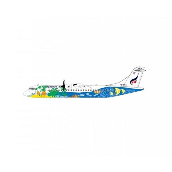 JC Wings ATR 72-500 Bangkok Airways HS-PGA 1:200