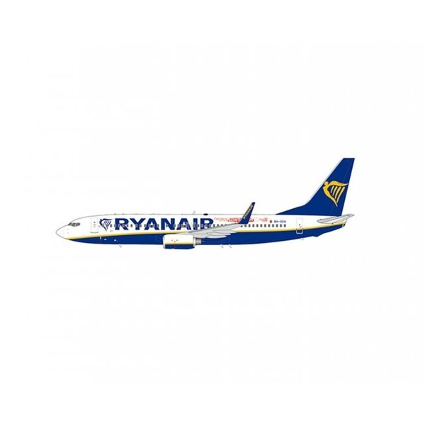 JC Wings B737-800W Malta Air (Ryanair) 9H-QCN 1:200
