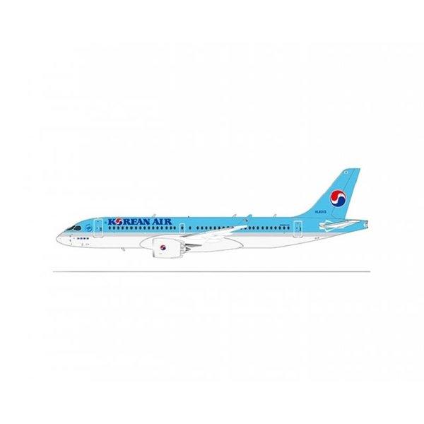 JC Wings A220-300 (CS300) Korean Air HL8313 1:400