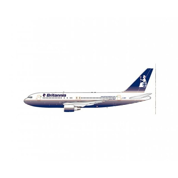JC Wings B767-200ER Britannia Airways G-BRIF 1:400