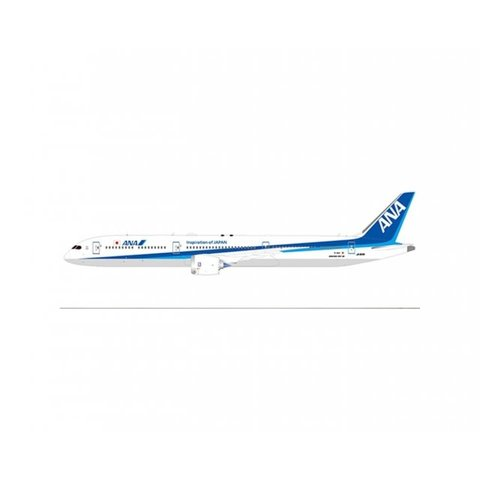 B787-10 Dreamliner ANA JA901A 1:400 flaps +preorder+