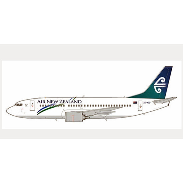 JC Wings B737-300 Air New Zealand ZK-NGD 1:200
