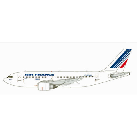 A310-300 Air France F-GEMN 1:200 with stand