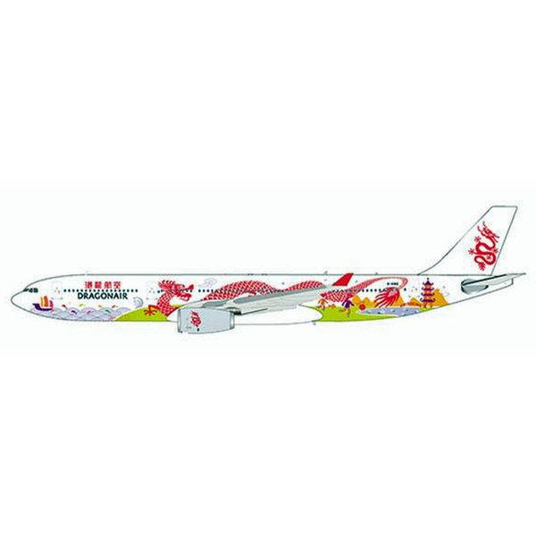 JC Wings A330-300 Dragonair 20th Anniversary B-HWG  1:400 +Preorder+