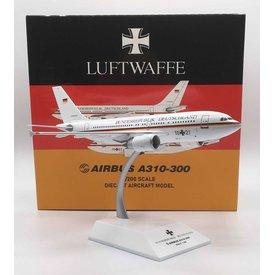InFlight A310 Luftwaffe Bundesrepublik Deutschland 10+21 1:200