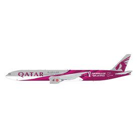 Gemini Jets B777-300ER Qatar Airways FIFA World Cup 2022 A7-BEB  1:200