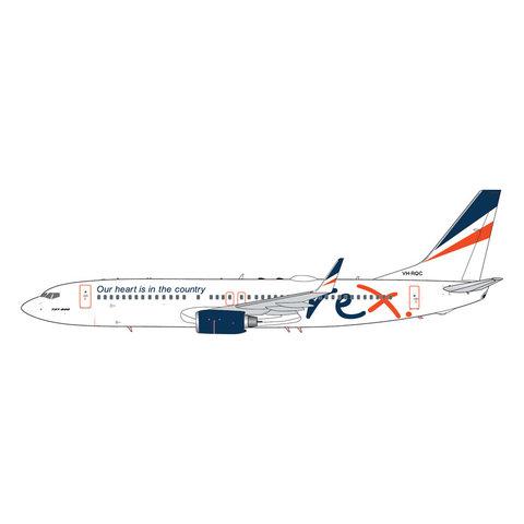 B737-800W Regional Express (Rex Airlines) VH-RQC 1:400 - PreOrder