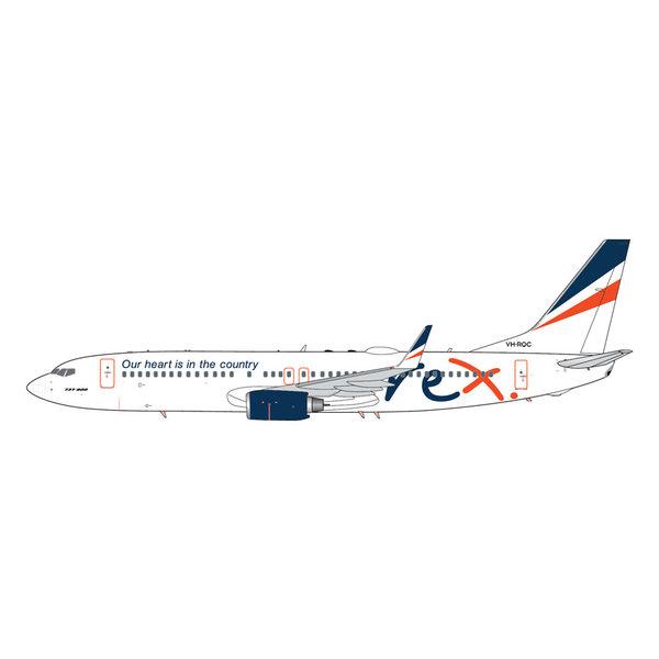 Gemini Jets B737-800W Regional Express (Rex Airlines) VH-RQC 1:400 - PreOrder