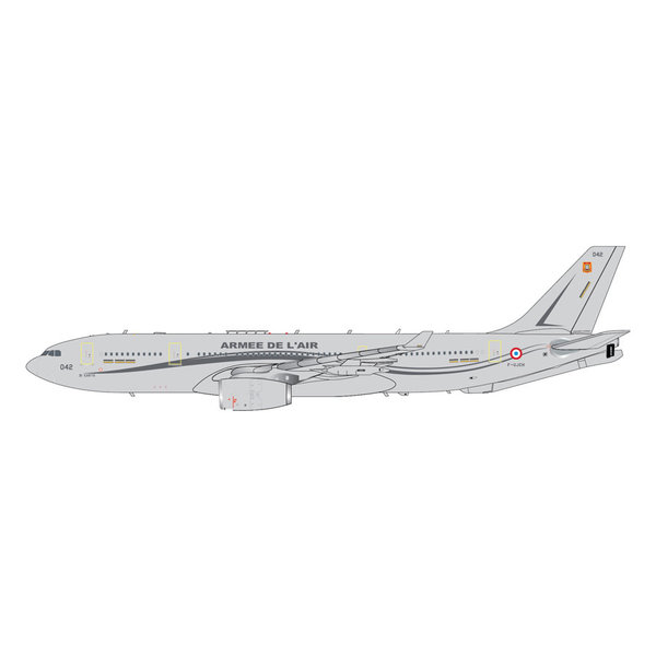 Gemini Jets A330-200 MRTT Phenix French AF Armee de L'Air F-UJCH  1:400