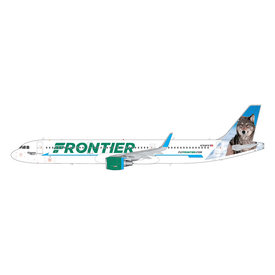 Gemini Jets A321S Frontier Virginia the Wolf N704FR 1:200 sharklets