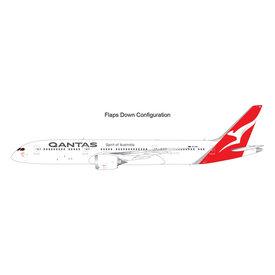 Gemini Jets B787-9 Dreamliner QANTAS VH-ZNK 1:200 flaps down