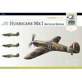 Arma Hobby Hurricane Mk.I Battle of Britain 1:72 Limited Edition