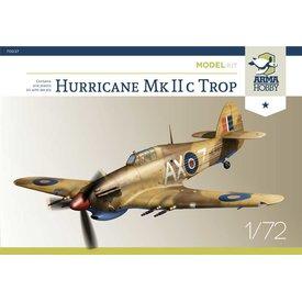 Arma Hobby Hurricane Mk.IIc Trop 1:72