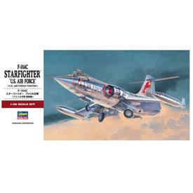 Hasegawa F104C Starfighter USAF 1:48 PT19