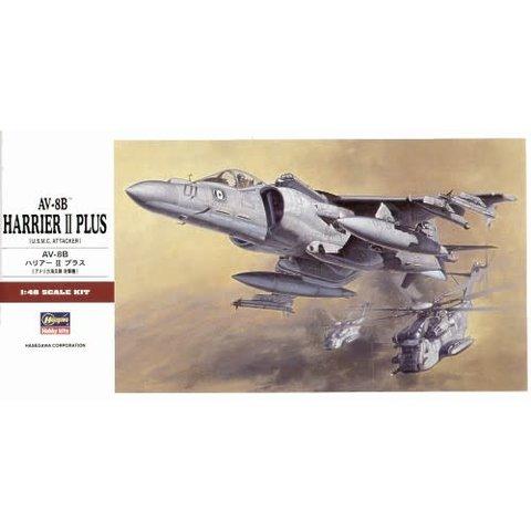 AV8B Harrier II Plus 1:48 PT28