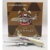 A380-800 Etihad Choose United Kingdom A6-APC 1:400