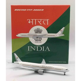 JC Wings B777-300ER Indian Government VT-ALW 1:400 flaps