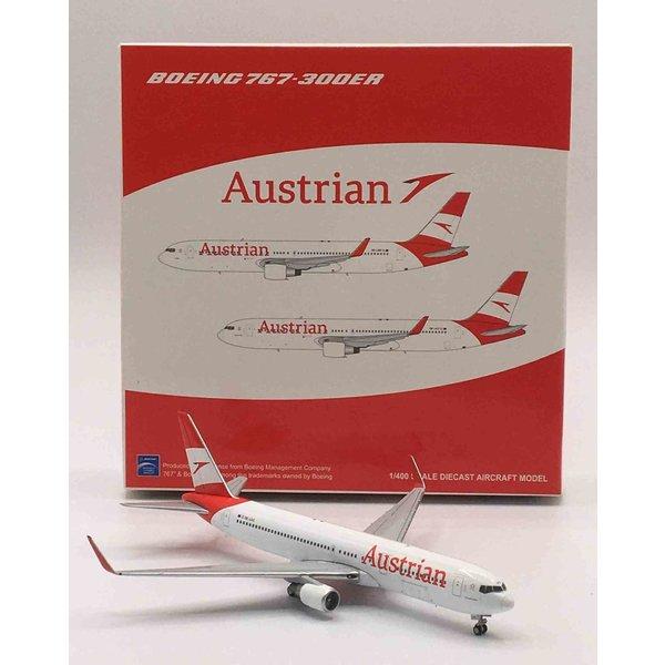 JC Wings B767-300ER Austrian Airlines OE-LAX 1:400